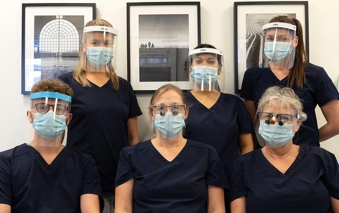 Klinikteamet
